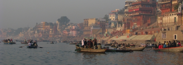 Varanasi, Ganges river